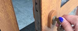 Bromley locks change