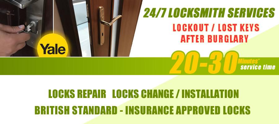 Bickley locksmith services